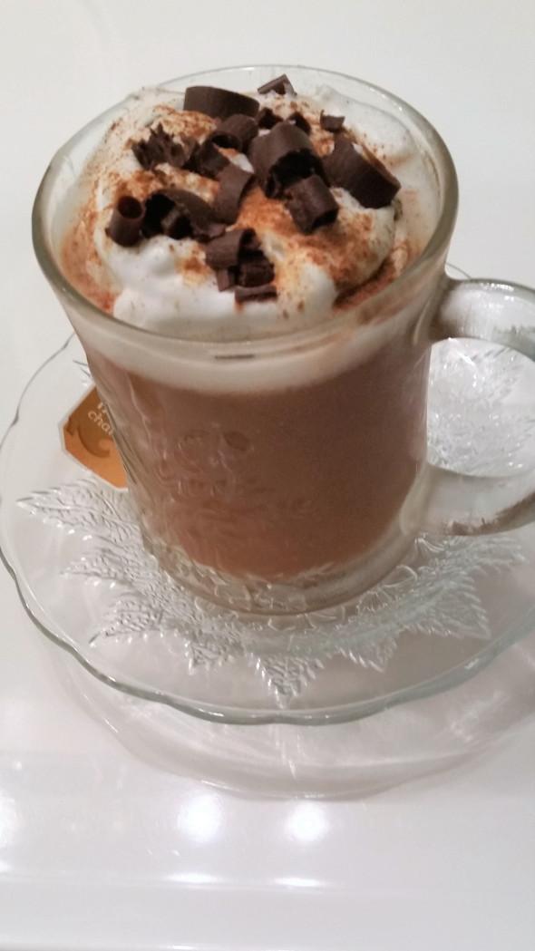 Tea And Confections (Chai Coconut Dessert Tea)