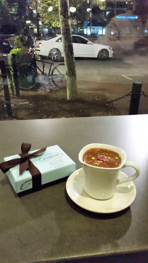French Broad Chocolate Lounge- Liquid Truffle & Gift Box of Chocolate Truffles