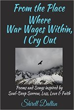 Debut Book- From the Place Where War Wages...
