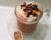 CHAI COCONUT DESSERT TEA @thesimplechocolatier